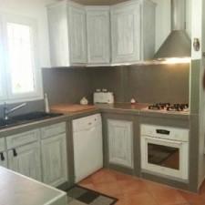 transformation d une cuisine blb carrelage. Black Bedroom Furniture Sets. Home Design Ideas