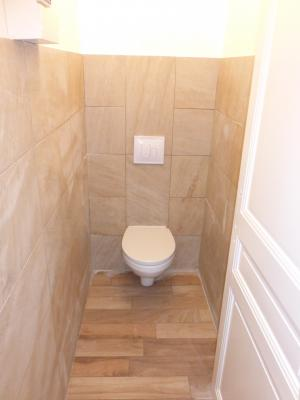 Design salon carrelage imitation parquet argenteuil 2131 argenteuil sal - Carrelage toilettes photos ...